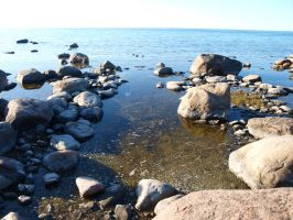 Saaremaa Seaside 01 by K1ku-Stock