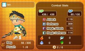 Fantasy Life 3DS (OLD)Progress by Darkness1325