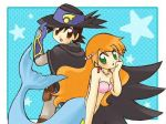 Sir Ash and Misty Mermaid by Allyerion