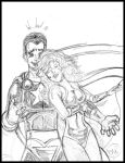 LSH COUPLE Starboy And Dream Girl by samayoa