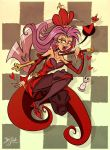 Lati: Queen of Hearts by Themrock