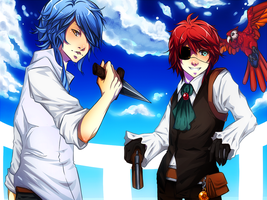 Ignis + Neptune for Koupan by Centi