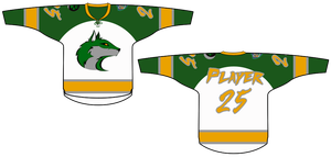 Halifax Prowlers Design Away Jersey by Kaito42