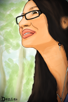 Learning Digital painting 3 by daniacdesign