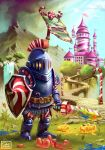 Candy Knight by Coinimus