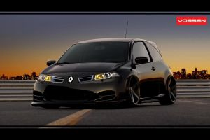 RENAULT MEGANE VOSSEN by ROOF01