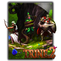 Trine2 icon4 by pavelber