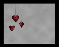 Hearts... by Jackan