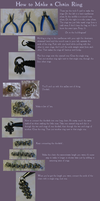 Chain Ring Tutorial by TheElle