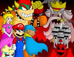 Super Mario RPG by streetgals9000
