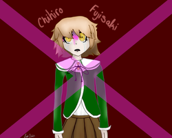 Chihiro by scatteredSparks