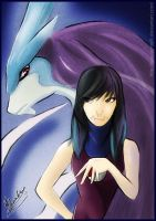 'PokeKoro' and Suicune by Casualmisfit