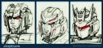 Decepticons head design by GoddessMechanic