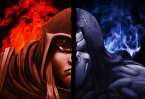 Alphabet of Gaming: Darksiders by IMONFIREGUYx