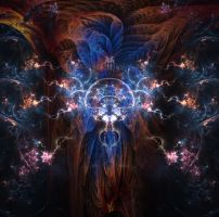 The Fractal Wizard by Trip-Artist