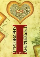 I Love Typography by 32-d3519n by typoholics