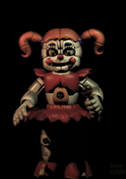 [SFM] Baby Render by MaxieOfficial