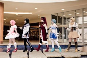 Madoka Magica: Like The Beatles? by DashaOcean