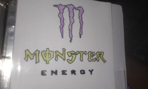 Monster Energy by SkittleLove1997