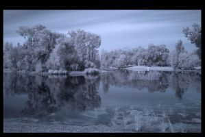 Infrared One by shapeshiftphoto