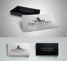 Deadstiks Card 01 by deadstiks