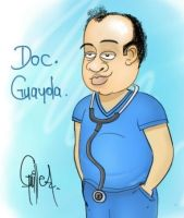 Dr. Guayola by imaGeac