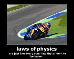 laws of physics by yq6