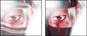 Kakashi young by n3eko123