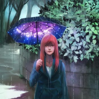 Umbrella || with painting process by fcnjt