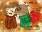 ::Rigleen -Thank You-:: by minimoose1231
