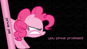 Angry Pinkie Pie by pims1978