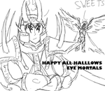 Happy All Hallows Eve by EmperorMyric