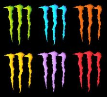 Flavors of Monster by KiLLAKRYS