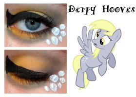 Makeup is Magic: Derpy Hooves by nazzara