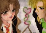 Dramione san valentino by Dhesia