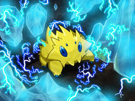 Joltik by WillDrawForFood1