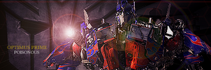 Optimus Prime by PZNS