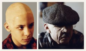 Old man makeup disguise by EvanCampbell
