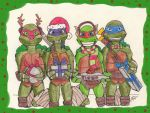 Merry Turtle Christmas! by PurpleDonnie
