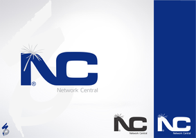 Network Central logO by waelswid