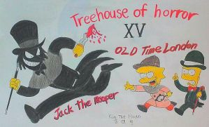 Treehouse of horror XV by komi114