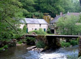 Mill on the Sedelle by WendyMitchell