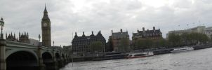 Westminster Panorama by AgtBauer24