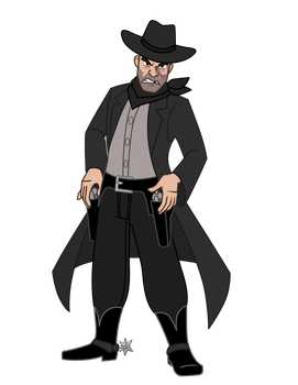 Commission: Boot Hill Terris by Trinityinyang