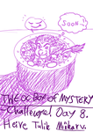 OC Box of Mystery- Day 8 by Yorulla