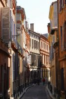 Ruelle, Toulouse by Austinii