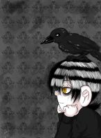 Crow by dividedbyxero