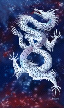 White Dragon II by keight