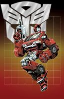 Ironhide colors by JLWarner