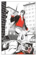Dylan Dog by andrema